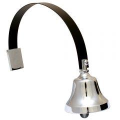 Shop Bell on Black Spring - Polished Chrome