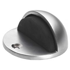 Door Stop - Satin Chrome