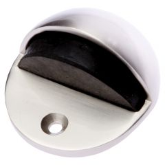 Door Stop - Satin Nickel