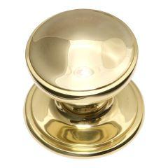 Princess - Polished Brass