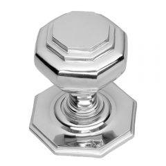 Octagonal - Polished Chrome