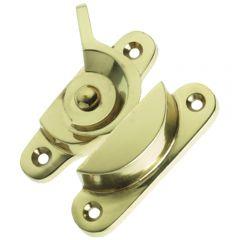 Fitch  Fastener - Polished Brass