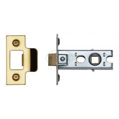 Tubular Latch - Polished Brass
